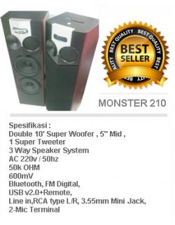 Monster 210